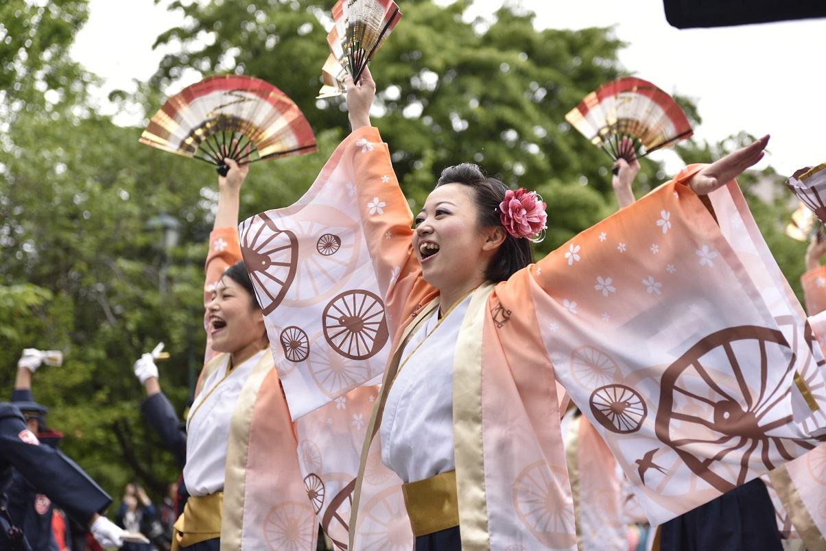 YOSAKOIソーラン JR九州櫻燕隊_f0184198_14735.jpg