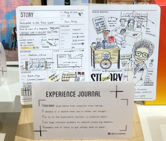 NYの新感覚小売店、ストーリー(Story)が、ついに「クリエイティビティ」編?!_b0007805_1563081.jpg