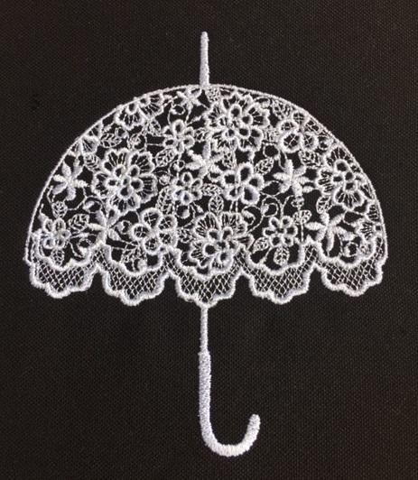 レース編み日傘のミシン刺繍データ作りました♪_c0316026_19432246.jpg