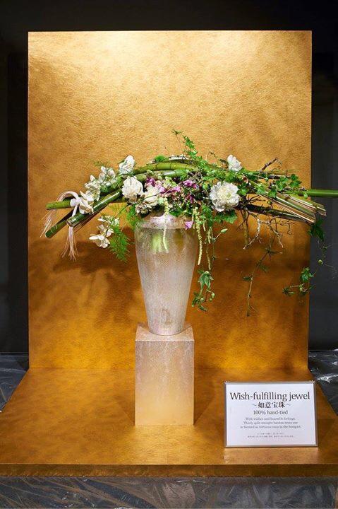 Interflora worldcup 2015 in Berlin ~Aritaka Nakamura Japan~_b0221139_15055419.jpg