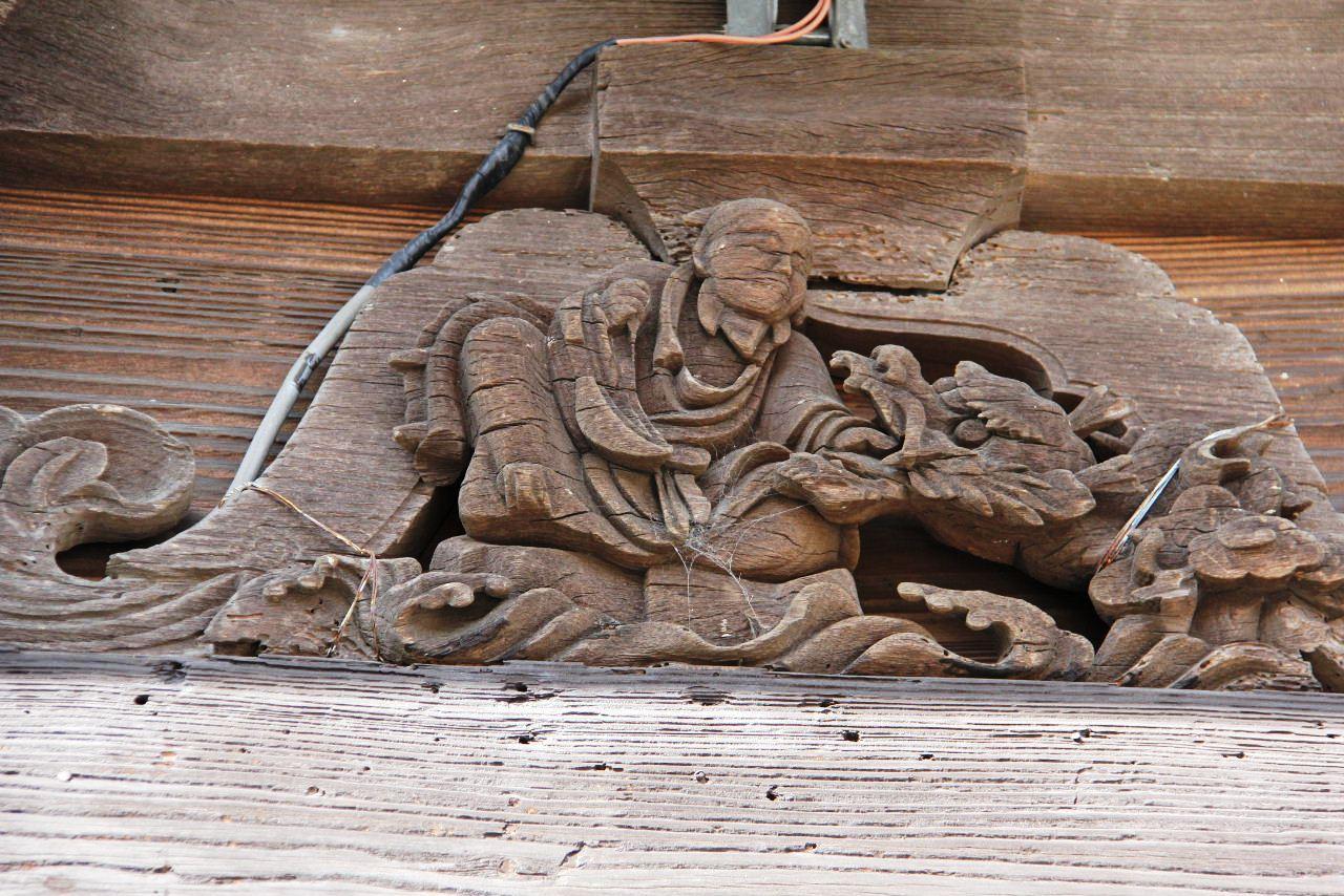 【大善寺玉垂神社】 日本三大火祭りの「玉垂宮の鬼夜」で有名_c0011649_2337374.jpg