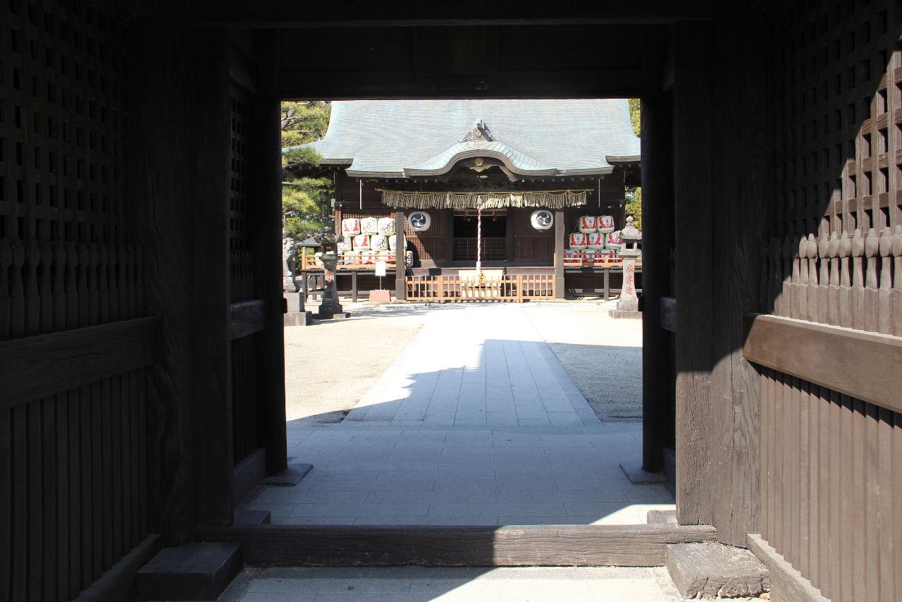 【大善寺玉垂神社】 日本三大火祭りの「玉垂宮の鬼夜」で有名_c0011649_23375497.jpg