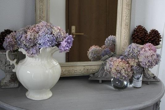 秋色紫陽花。。_c0178104_08304989.jpg