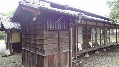 漱石先生の3番目のおうち♪_b0228113_11300005.jpg