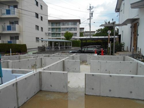 松本N邸基礎工事完了_c0218716_1533207.jpg