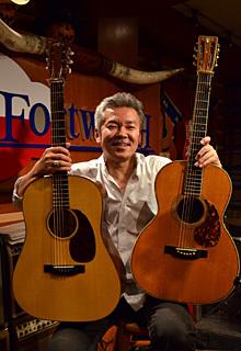 二本のヘンダーソン・ギター_e0103024_23583448.jpg