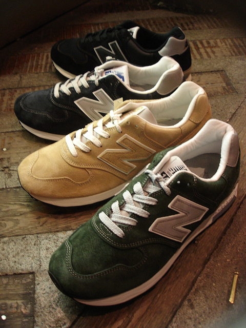 "NEW : new balance [M1400] ""BLACK"" & ""Mountain Green"" !!_a0132147_1616244.jpg"