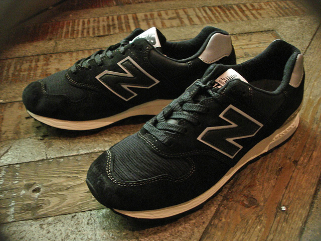 "NEW : new balance [M1400] ""BLACK"" & ""Mountain Green"" !!_a0132147_16163335.jpg"