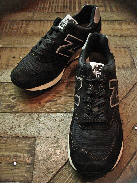 "NEW : new balance [M1400] ""BLACK"" & ""Mountain Green"" !!_a0132147_16164328.jpg"
