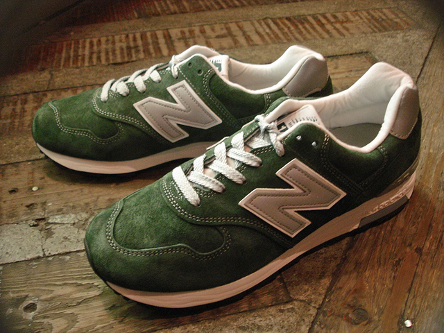 "NEW : new balance [M1400] ""BLACK"" & ""Mountain Green"" !!_a0132147_16171873.jpg"