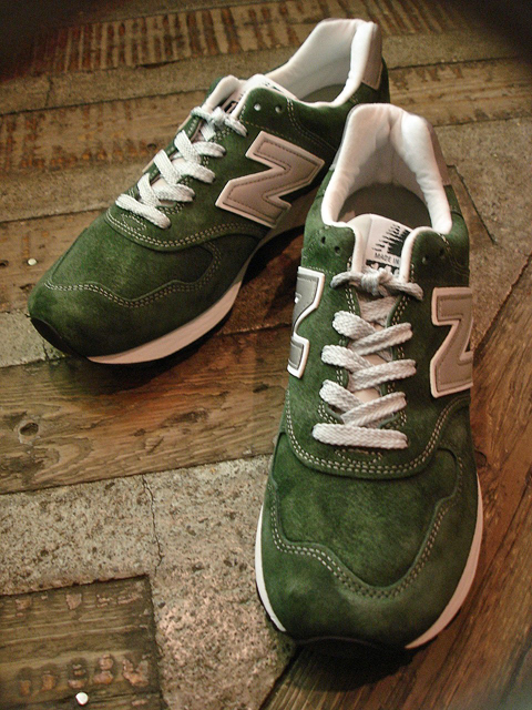 "NEW : new balance [M1400] ""BLACK"" & ""Mountain Green"" !!_a0132147_16175229.jpg"