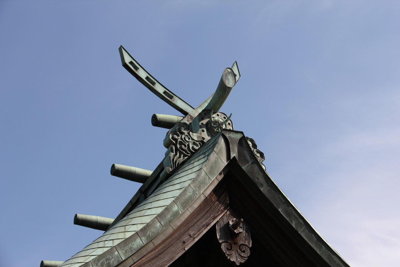 【大善寺玉垂神社】 日本三大火祭りの「玉垂宮の鬼夜」で有名_c0011649_0143319.jpg