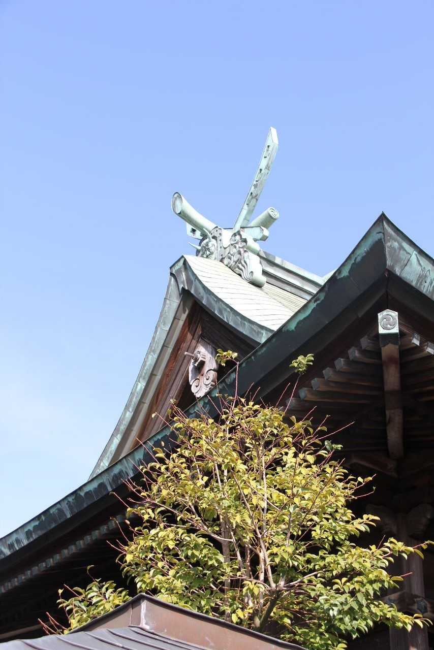 【大善寺玉垂神社】 日本三大火祭りの「玉垂宮の鬼夜」で有名_c0011649_0144938.jpg