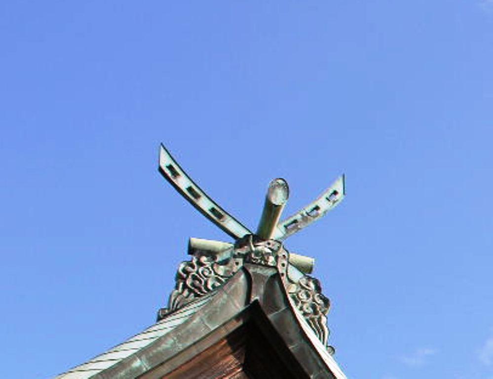 【大善寺玉垂神社】 日本三大火祭りの「玉垂宮の鬼夜」で有名_c0011649_1371920.jpg