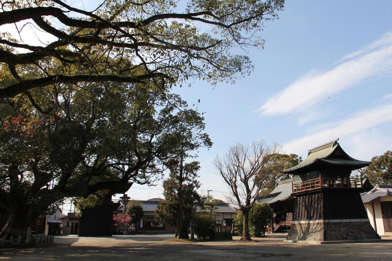 【大善寺玉垂神社】 日本三大火祭りの「玉垂宮の鬼夜」で有名_c0011649_2522995.jpg