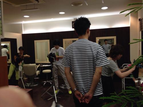練習会♪_d0220957_08451166.jpg
