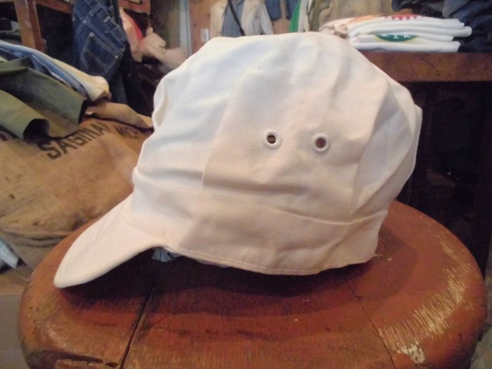 Early60\'s DEAD STOCK Lee HBT Engineer Cap NOS ②_e0187362_19223411.jpg