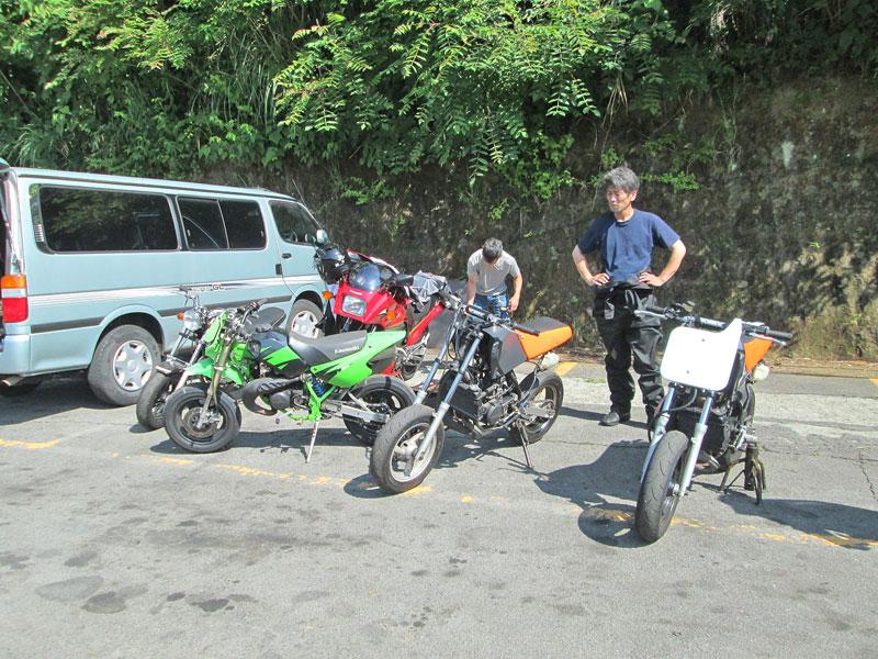 今日は大井松田カートランドでミニバイク遊びーヽ(^。^)ノ_c0086965_0101181.jpg