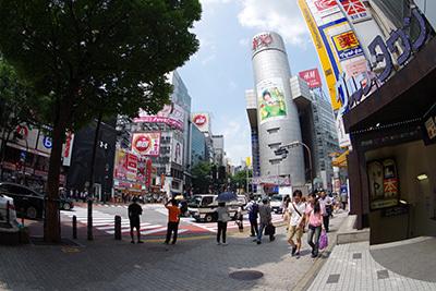 6月25日(木)今日の渋谷109前交差点_b0056983_20313668.jpg
