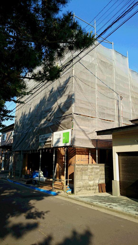 H様邸「栄町の家」_f0150893_1816385.jpg
