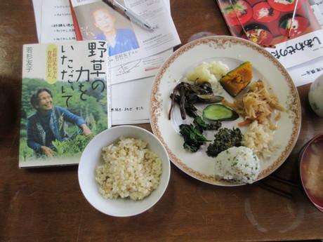 若杉ばあちゃんに食養を習う_a0203003_2155895.jpg