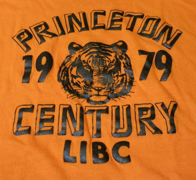 6/27(土)入荷!70'S IVYリーグ!プリンストン大学 Tシャツ!_c0144020_15473486.jpg