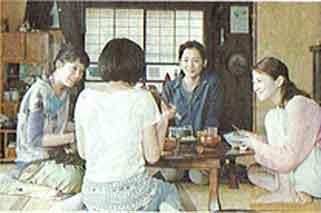 へんな広告  / 朝日新聞 プレミアシート「海街 diary」_b0003330_154122.jpg