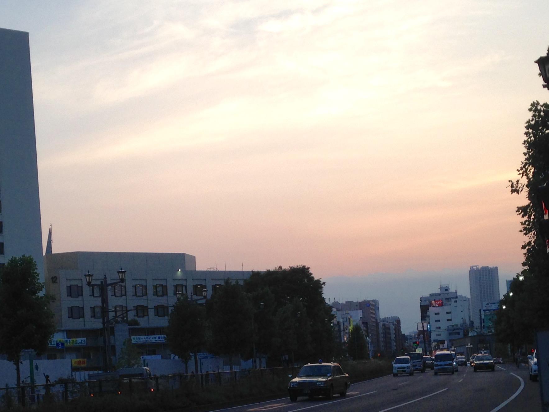 6月25日 四谷・夕暮れ_a0317236_7381451.jpg