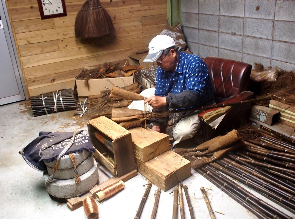 ものづくりびとを訪ねて~九州~⑤まごころ工房 棕櫚の里さん(福岡県うきは市浮羽)_b0237338_23033155.jpg