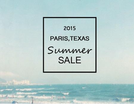 Summer SALE 開催します!_c0156749_1826373.jpg