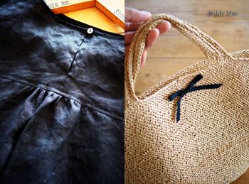 summer black collection サマーブラック_e0253364_8374398.jpg