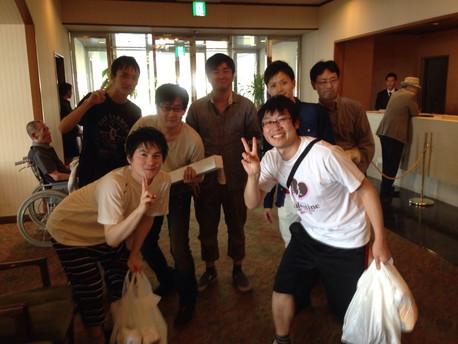 2015大阪オフィス社員旅行 ~その1~_e0206865_1010516.jpg