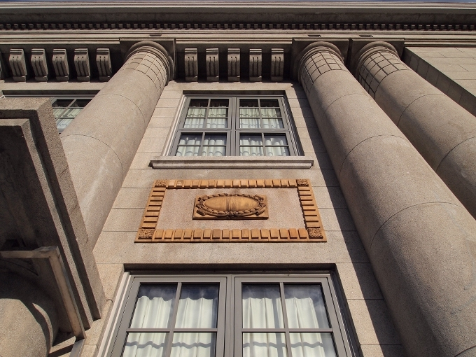 旧八束銀行本店(ごうぎんカラコロ美術館)_f0116479_11433216.jpg