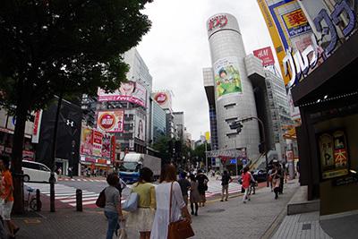 6月26日(金)今日の渋谷109前交差点_b0056983_11580079.jpg