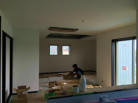 寺島 Iさんの家 ★内装工事、電気設備工事_d0205883_1582973.jpg