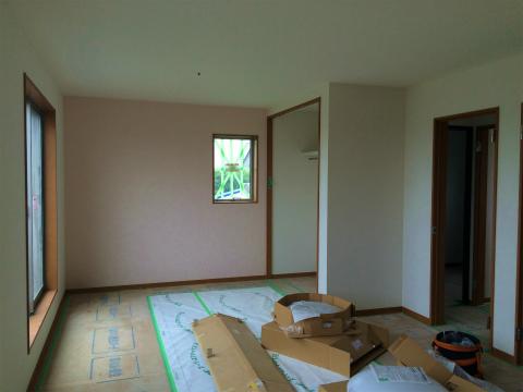 寺島 Iさんの家 ★内装工事、電気設備工事_d0205883_1583953.jpg