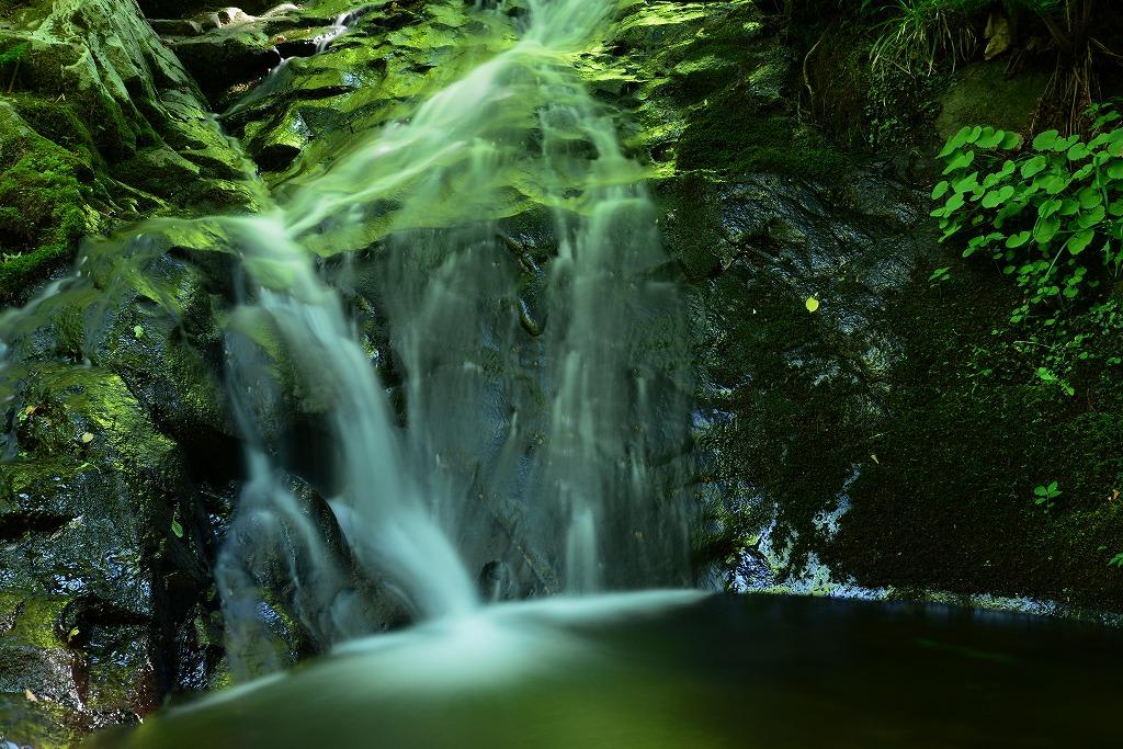 八垂別の滝 : かけフーテンの寅