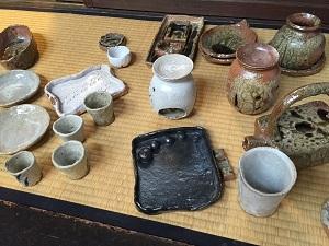 第32回むくのき倶楽部陶芸教室_f0233340_15451727.jpg