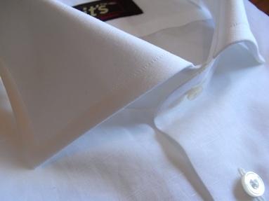 ~上質な夏のホワイトシャツ~ 「Doone Sinfonia」 編_c0177259_23423788.jpg