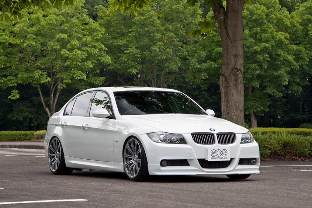 BMW 323i Msport カスタム 入庫しました。_c0317377_17384228.jpg