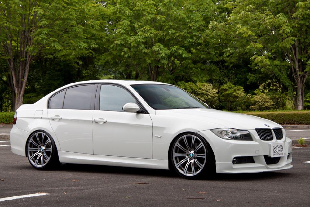 BMW 323i Msport カスタム 入庫しました。_c0317377_17391087.jpg