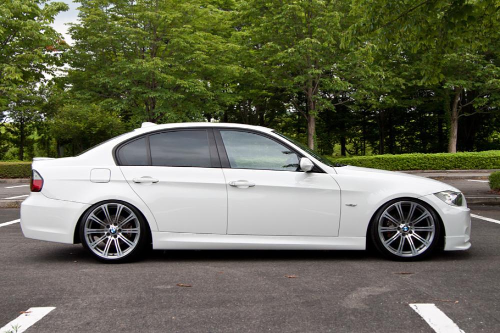 BMW 323i Msport カスタム 入庫しました。_c0317377_17392606.jpg