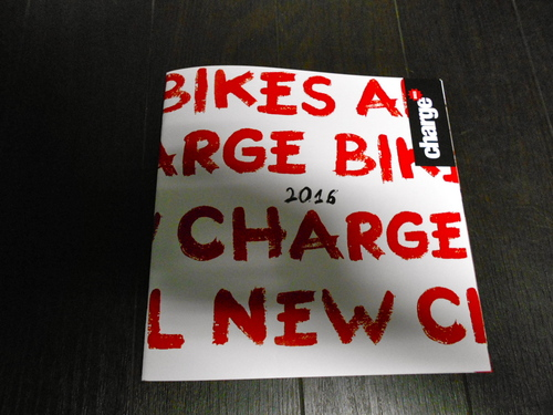 chargeBIKES 2016カタログが来ました_b0189682_19552051.jpg