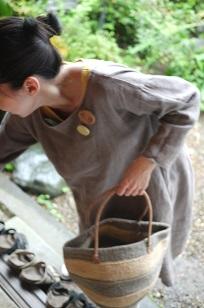①革手の「サイザール」カゴバッグが入荷しました!_f0226293_7491256.jpg