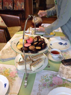 Rose Garden &  Afternoon Tea_c0195496_14431379.jpg