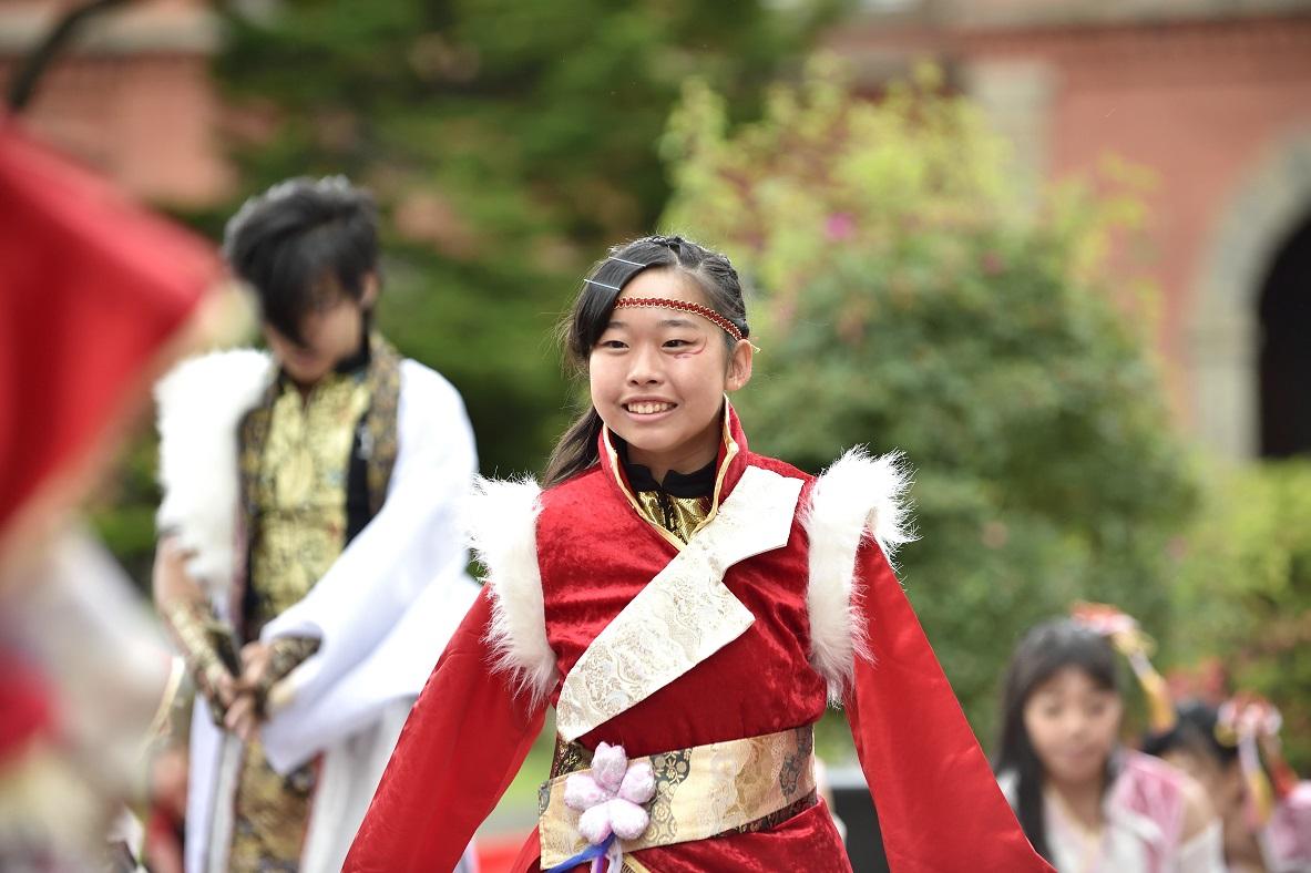 YOSAKOIソーラン よさこい炎舞連『神陽~Sin~』_f0184198_12585983.jpg
