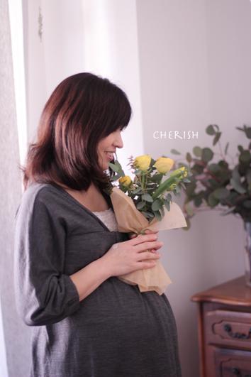 ママとベビーとブーケと♡_b0208604_09222137.jpg