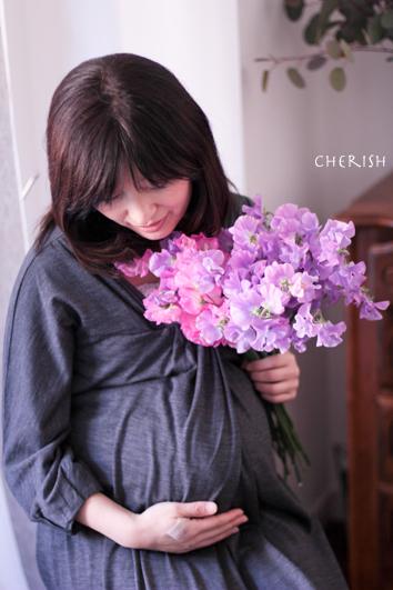 ママとベビーとブーケと♡_b0208604_09224031.jpg