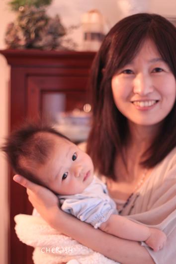 ママとベビーとブーケと♡_b0208604_09233764.jpg