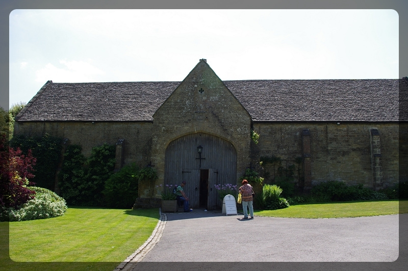 イギリス旅行記2 Bourton House Garden_e0136424_01595584.jpg
